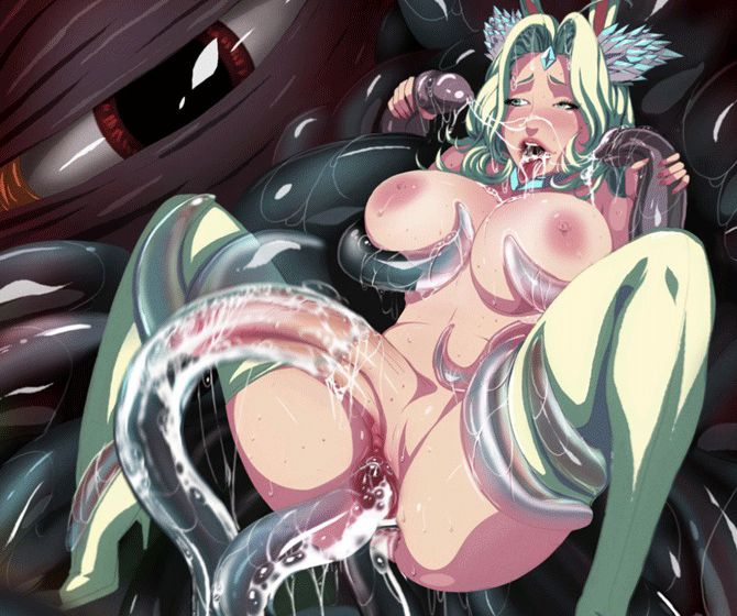 tentacle monster hentai kuromaru porn