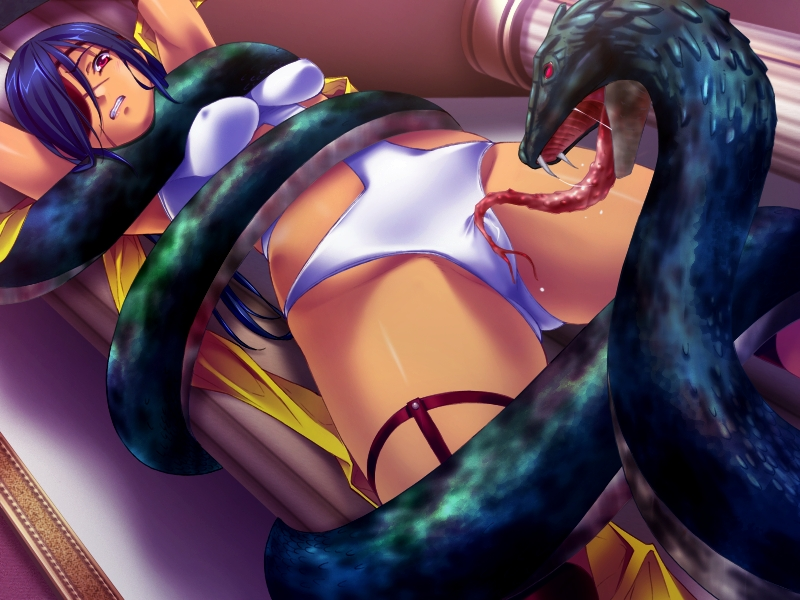 tentacle hentai monster pantsu snake