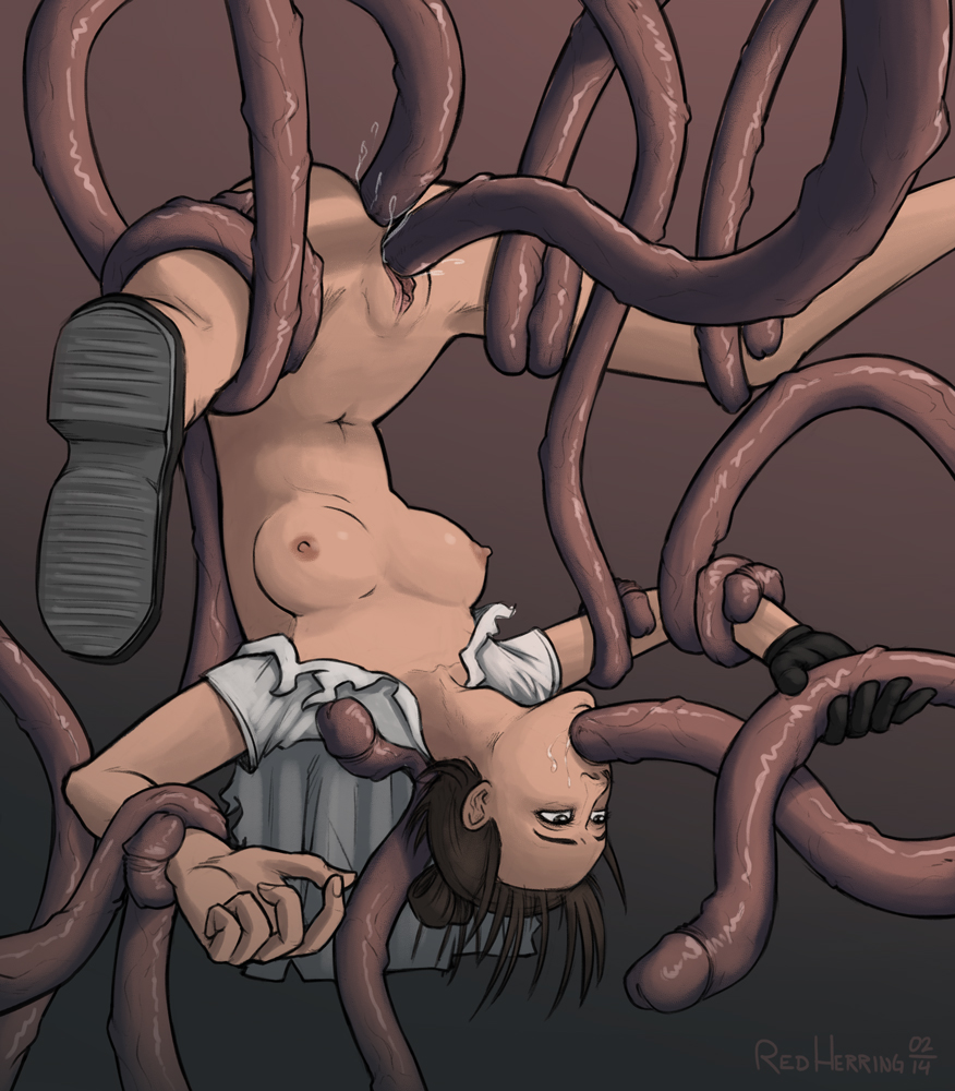 tentacle hentai rape monster porn