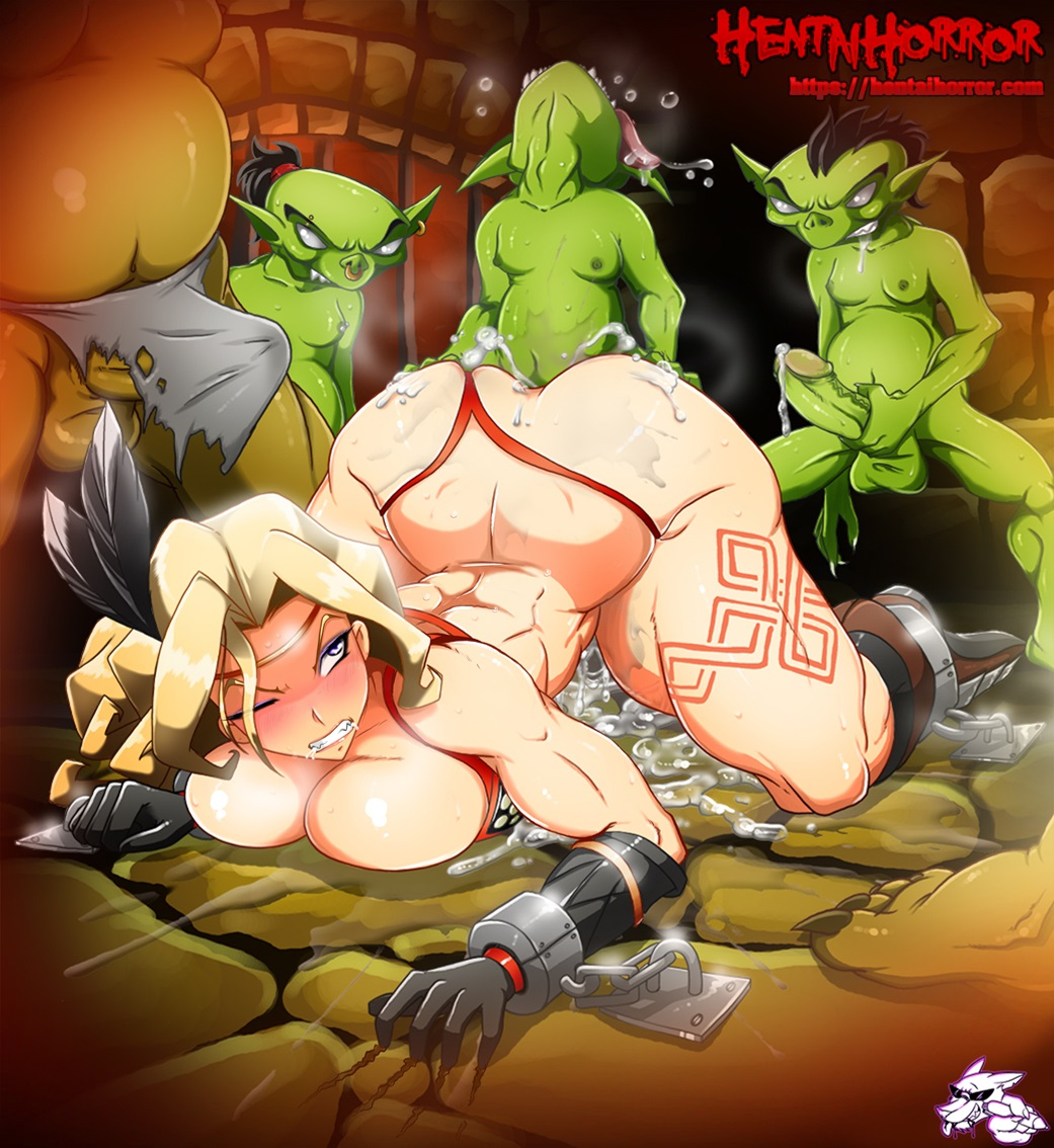 oppai hentai monster dragonscrown game