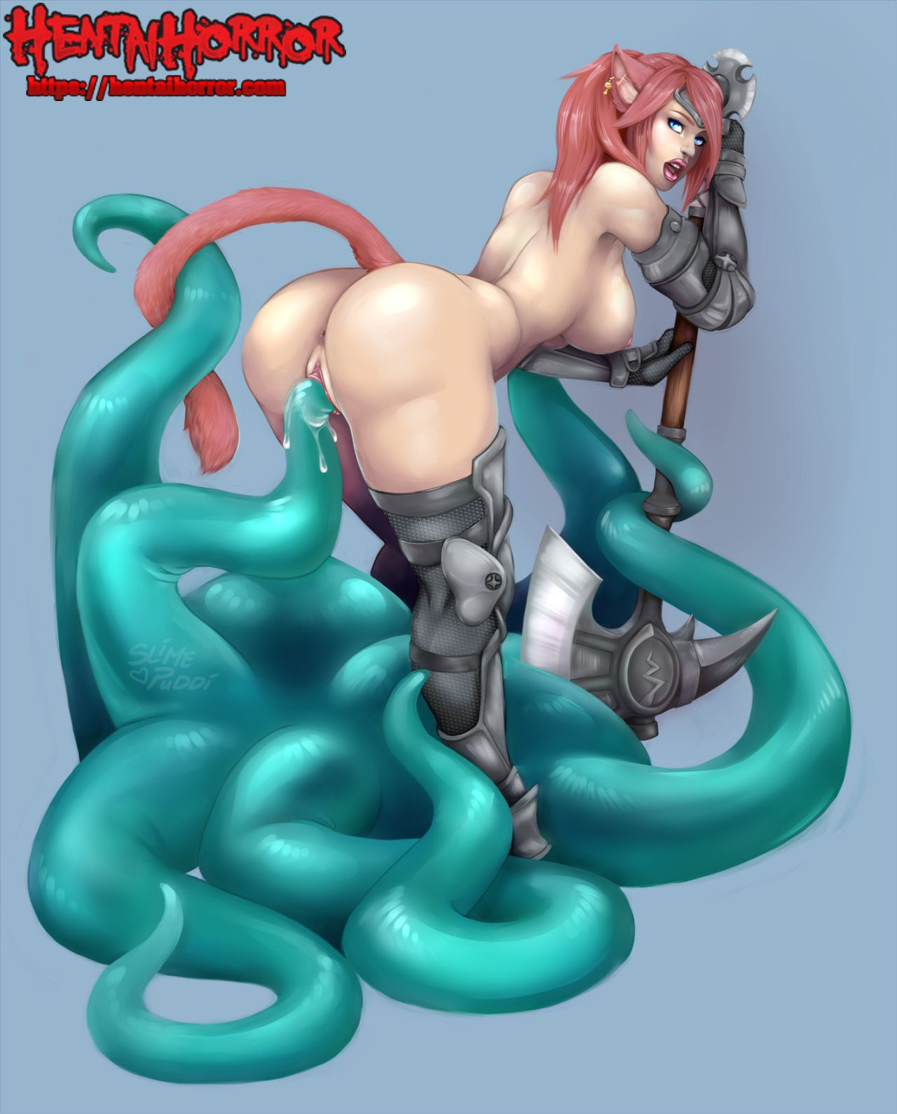 monster tentacle rape hentai oppai