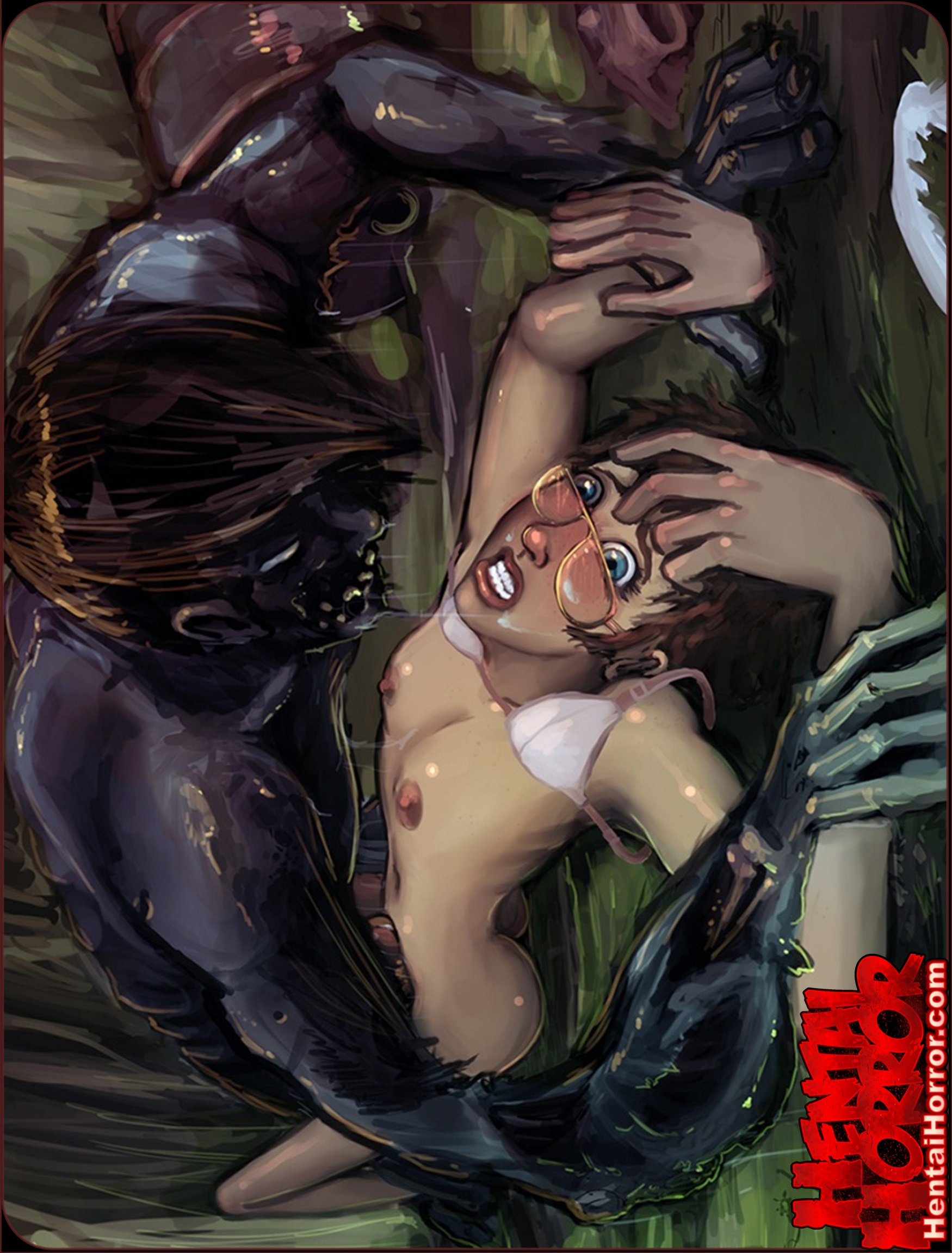 Zombie sex cartoon